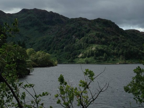 The Hairy Coo - Free Scottish Highlands Tour : Loch Katherine