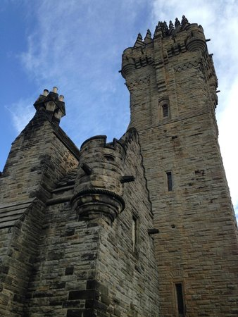 The Hairy Coo - Free Scottish Highlands Tour : William Wallace Memorial