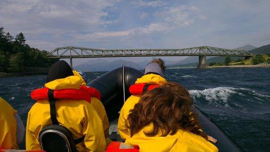 Seaxplorer: Heading out to sea!
