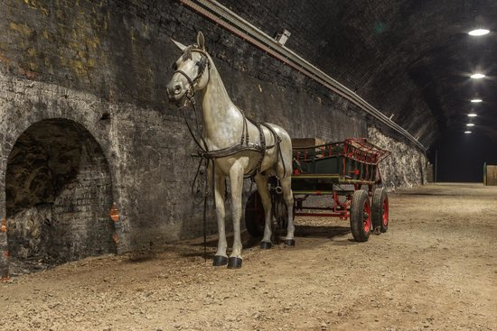 Ramsgate Tunnels: Horse & Cart