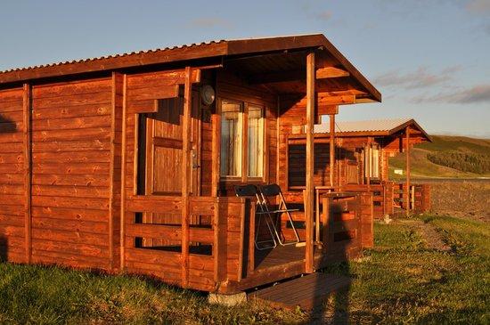 Hlid Camping : cottage