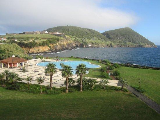 Terceira Mar Hotel: Vista del Hotel, con la piscina exterior