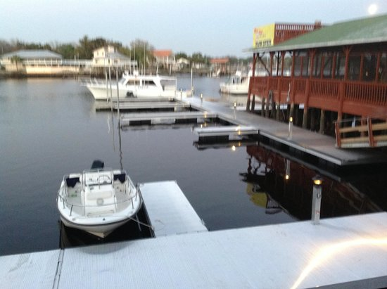 Good Times Motel and Marina: Another view of our docks