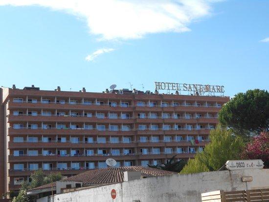 Prestige Sant Marc Hotel: hotel