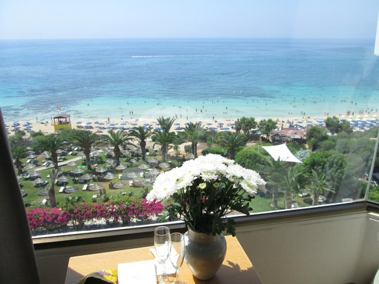 Alion Beach Hotel: view from the room