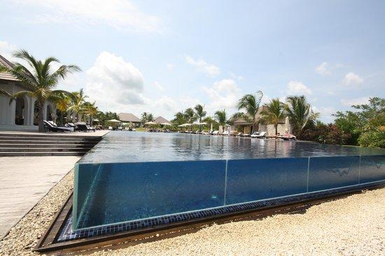 The Residence Zanzibar: hotel pool