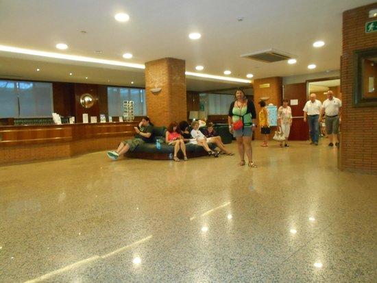 Prestige Sant Marc Hotel: entrée de lhotel