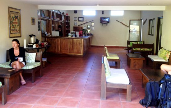 Costa Rica Guesthouse: Lounge room