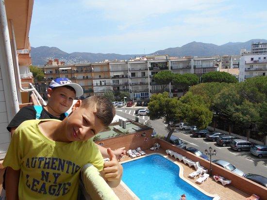 Prestige Sant Marc Hotel: vu de l'hotel