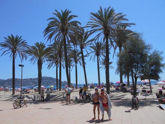 Prestige Sant Marc Hotel: plage