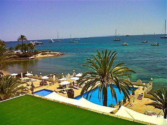 Nautico Ebeso Hotel : View from Terrace