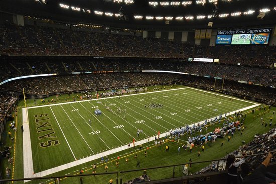 Mercedes Benz Superdome: Superdome New Orleans