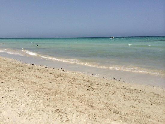 Yadis Djerba Golf Thalasso & Spa : Mare