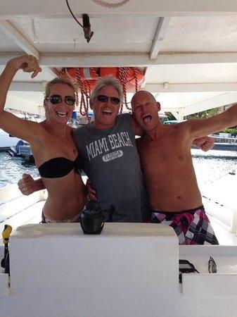 Sea Cow Snorkeling Trips: vrienden voor het leven