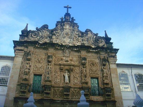 Pelourinho : igrejas antigas