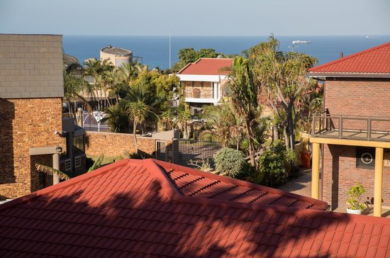 Milkwood Mansion: Ocean Views