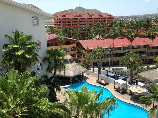 Bahia Hotel & Beach House: Our Balcony view