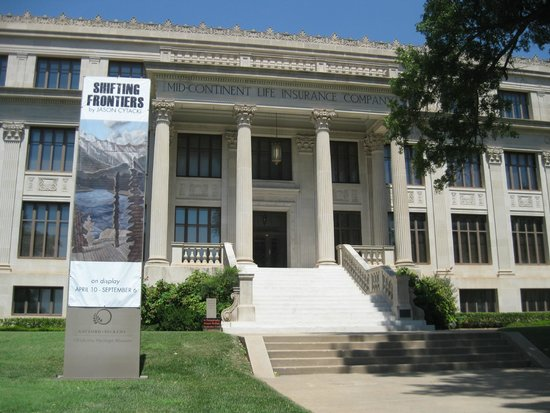 Gaylord-Pickens Museum  - Oklahoma Hall of Fame