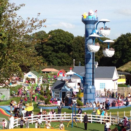 Paultons Park: Peppa pig world