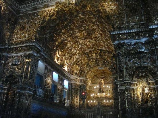 Iglesia de San Francisco: interior