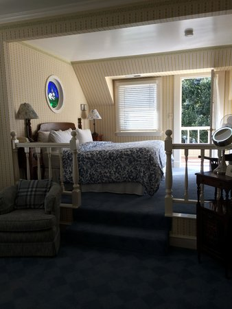 Cheshire Cat Inn : One of the rooms