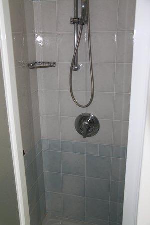 Grand Hotel Primavera : Shower