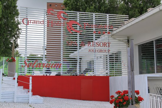 Grand Hotel Primavera : Spa & Resort
