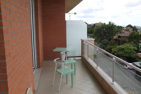 Grand Hotel Primavera : Balcony