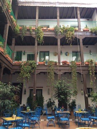 El Rey Moro Hotel Boutique Sevilla : Breakfasts view!