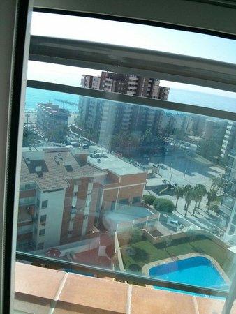 Hotel La Familia Gallo Rojo: Vistas desde la habitación