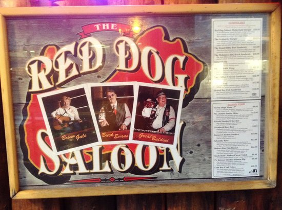 Red Dog Saloon: Their featured Musicians