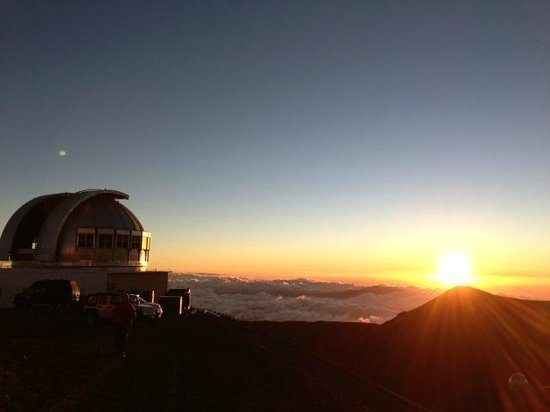 Mauna Kea Summit : View from the top