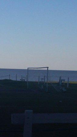 Rambla von Montevideo: O lindo Mar da Prata.