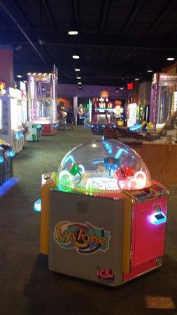 Frankie's Fun Park : Gameroom