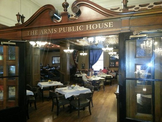 The Lord Nelson Hotel & Suites: Dining room