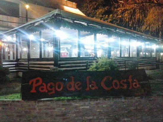 Pago de la Costa: vista exterior
