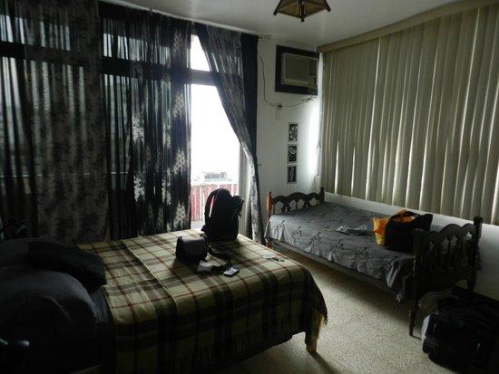 Casa de Romero : Habitación