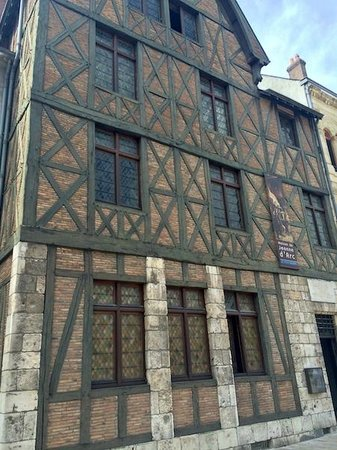 Maison de Jeanne d'Arc: Музей Жанны де Арк.
