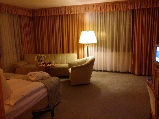 Maritim Hotel Magdeburg: Полулюкс