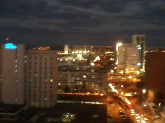 St Paul Plaza Hotel : Vista da coberftura