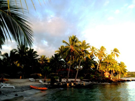 Va-i-Moana Seaside Lodge: THIS IS VAIMOANA