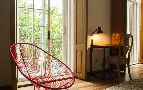El Patio 77, First Eco Friendly Bu0026B In Mexico City: Room Guerrero El