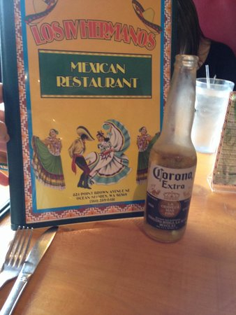 Los IV Hermanos Mexican Restaurant: The Sign of a Good Lunch