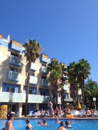 Hotel Villamarina Club: Villa Marina