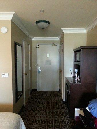 Hilton Garden Inn Napa: Hallway
