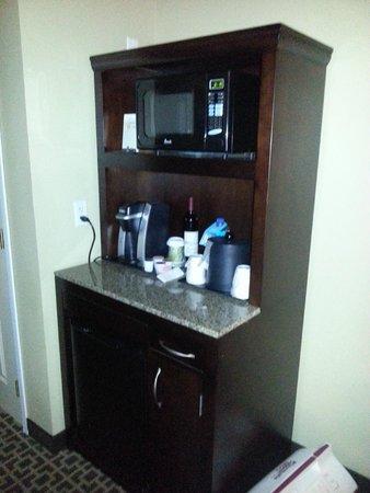 Hilton Garden Inn Napa: Refreshment centre