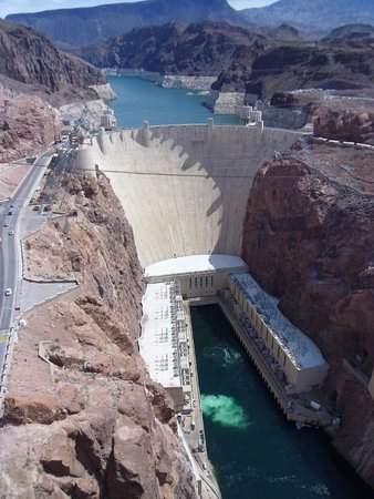 Hoover Dam Bypass: The spectacular view