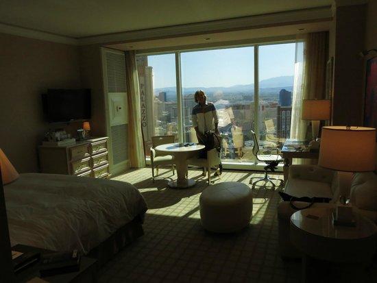 Wynn Las Vegas: En el cuarto