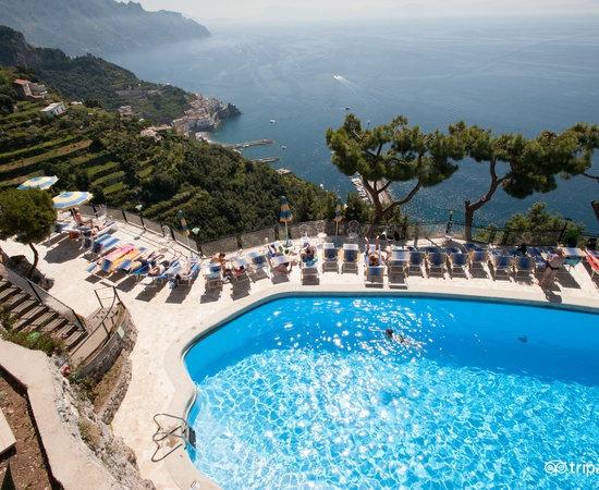 Review Of Excelsior Grand Hotel Amalfi Italy