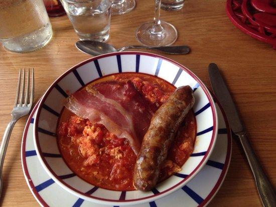 Restaurant Euzkadi : Piperade